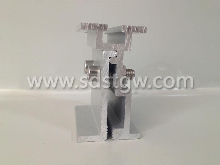 360度锁边屋面板夹具470475矮立边屋面编码D001