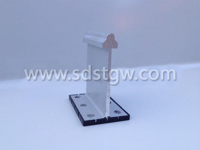 铝镁锰板支座-小底座