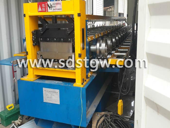 铝镁锰板压型机扇形机分条机