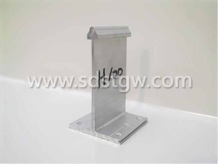 H100铝镁锰板支座