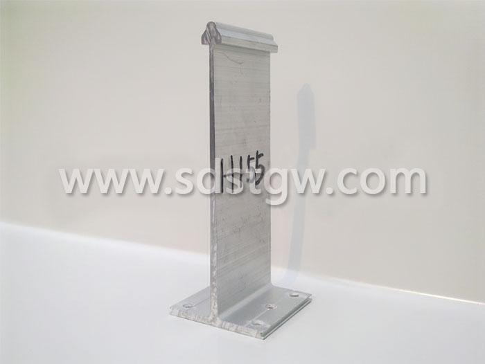 H155铝镁锰板支座