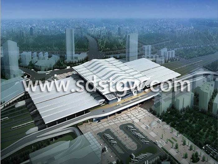 宁波火车南站铝镁锰板项目