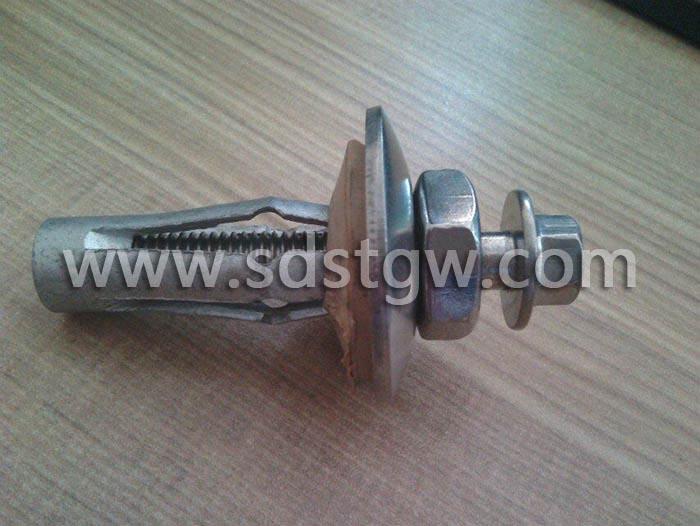 600压型板专用套铜螺栓