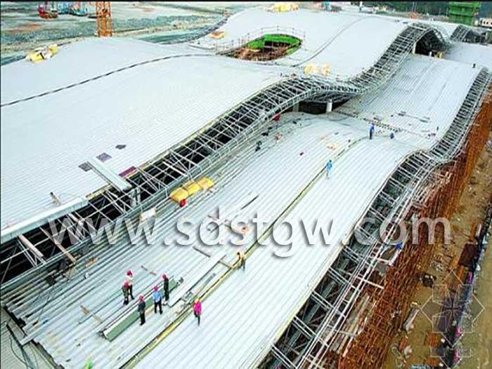 武当山机场航站楼项目